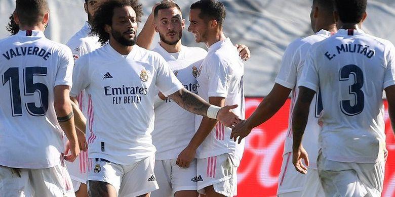 Harus Tahu Real Madrid Vs Atletico, Los Blancos Dapat Suntikan Tenaga di Lini Tengah