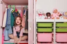 Tips Cerdas Menjaga Lemari Pakaian Anak Tetap Rapi