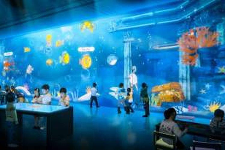 Liburan Di Singapura Ini 2 Tempat Wisata Anak Terbaru