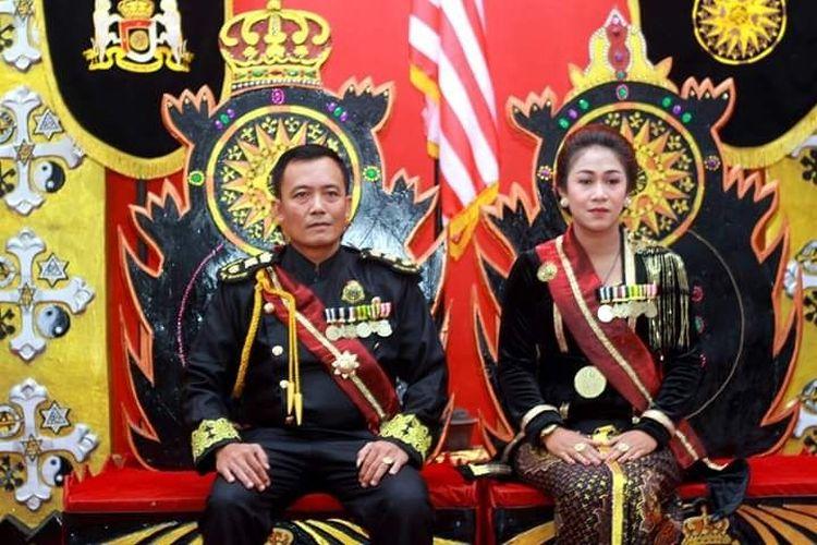 Raja Keraton Agung Sejagat Toto Santoso dan Sang Ratu, Fanni Aminadia