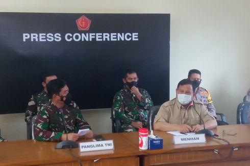 Panglima TNI: Kita Terus Melakukan Pencarian untuk Membawa Pulang Prajurit KRI Nanggala-402...