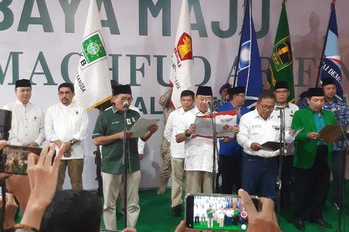 Pilkada Surabaya, 5 Partai Deklarasi Dukung Mantan Kapolda Jatim