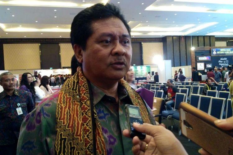 Mantan Wakil Gubernur Bali I ketut Sudikerta