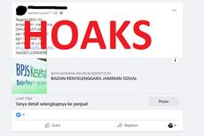 [HOAKS] Link Dana Bantuan BPJS Kesehatan Rp 50 Juta