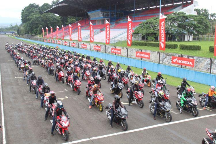Balapan Honda CBR Series Kembali Digelar di Sentul