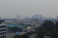 Kualitas Udara Batam Sangat Tidak Baik Akibat Kabut Asap Kiriman dari Kalimantan