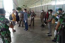 Cegah Corona dari Malaysia, 4 PLBN di Kaltara Dijaga Ketat TNI