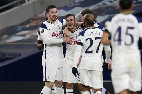 Menang Mudah Lawan Tim Kasta ke-8, Bisa Tottenham Hotspur?