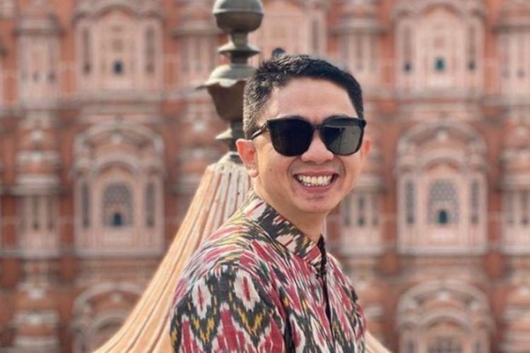 Travelpreneur sekaligus Influencer Kenny Santana