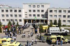 7 Anak Tewas dalam Penembakan Sekolah Rusia, Tersangka Seorang Pemuda