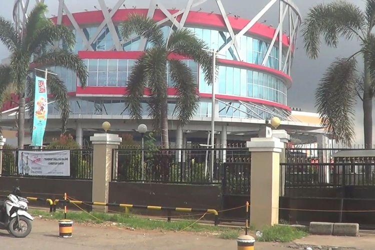Mall Cipinang Indah, Jalan Raya Kalimalang, Duren Sawit, Jakarta Timur, Selasa (14/1/2020).