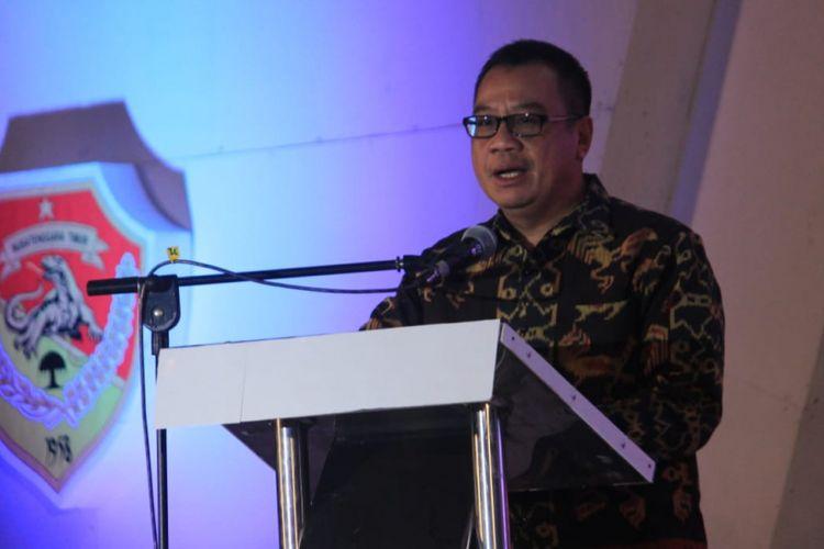 Direktur Umum PT Angkasa Pura I, Faik Fahmi