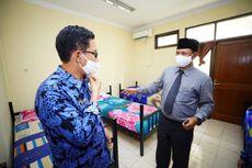 Asrama Haji Dijadikan Lokasi Karantina Pemudik Madiun
