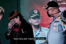 Ketika Master Limbad Gagal Mudik dan Tepergok Polisi di Cianjur
