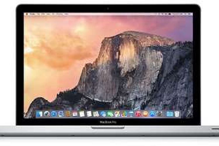 Laptop MacBook Pro dari Apple