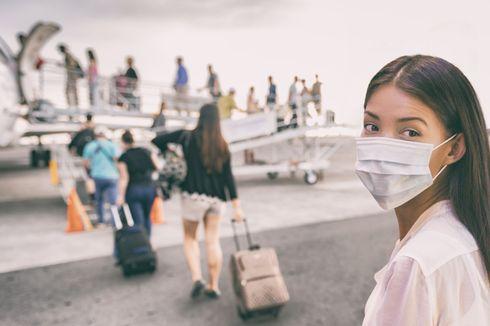 Cara Cegah Virus Corona di Pesawat, Bukan dengan Pakai Masker?