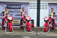 Pebalap Honda Pakai CBR250RR di Kejuaraan Balap Nasional