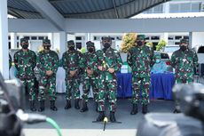 Panglima TNI: Hari Ini, 130.000 Prajurit Divaksinasi Covid-19, Gunakan AstraZenaca