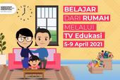 Jadwal dan Link Belajar dari Rumah TV Edukasi, Rabu 7 ...