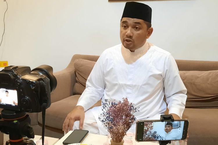 Ketua Tim Pemenangan Sahbirin-Muhidin, Rifqinizamy Karsayuda.
