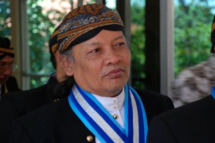 Maestro Gamelan dan Komposer Rahayu Supanggah