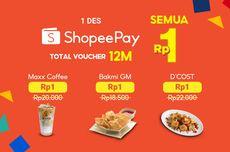 Dorong Konsumsi Nasional, ShopeePay Hadirkan Voucher Rp 12 Miliar di Ajang 12.12