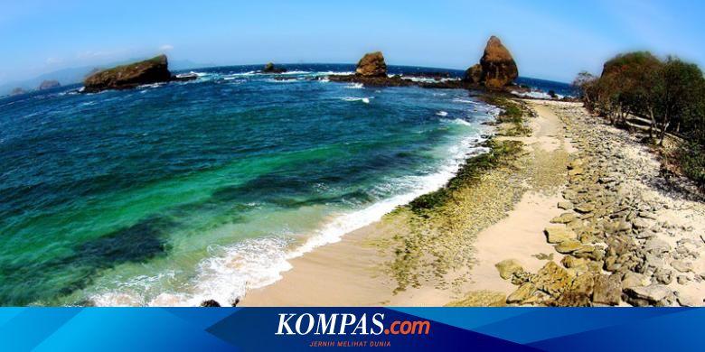 Papuma Pantai Terindah Di Jatim Halaman All Kompas Com