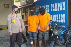 Serang Polisi Pakai Pisau, Dua Spesialis Curanmor di Pekanbaru Ditembak