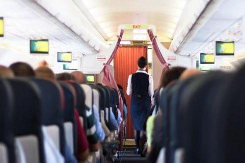 Kenapa Sandaran Kursi Harus Tegak Saat Pesawat Lepas Landas?