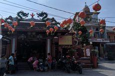 Merayakan Imlek dengan Sederhana di Kampung Tehyan Kota Tangerang