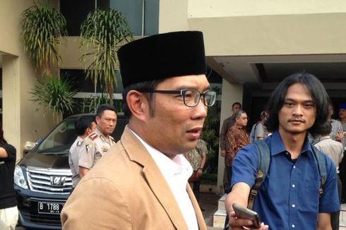 Apa Kata Ridwan Kamil soal