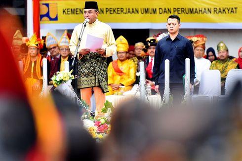 Sembilan Jalan Dibangun, Gubernur Edy: Butuh Dukungan Pemerintah Pusat