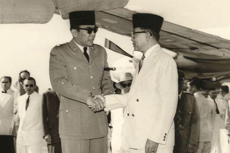 Ir. Soekarno dan Mohammad Hatta