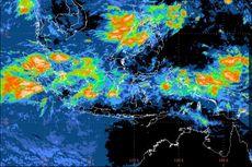 Prakiraan Cuaca BMKG: Bogor, Depok, Bekasi Hujan