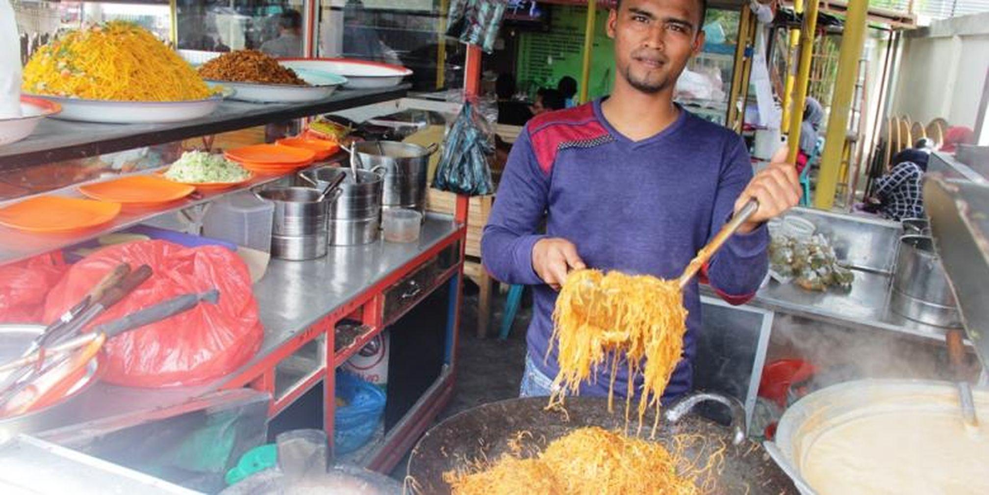 Mie Caluek Kuliner Wajib Coba Di Banda Aceh