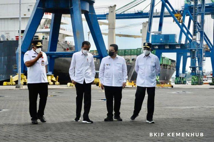 Peninjauan Pelabuhan Ambon
