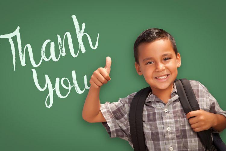 Bagaimana Mengajarkan Anak untuk Bersyukur? Halaman all - Kompas.com