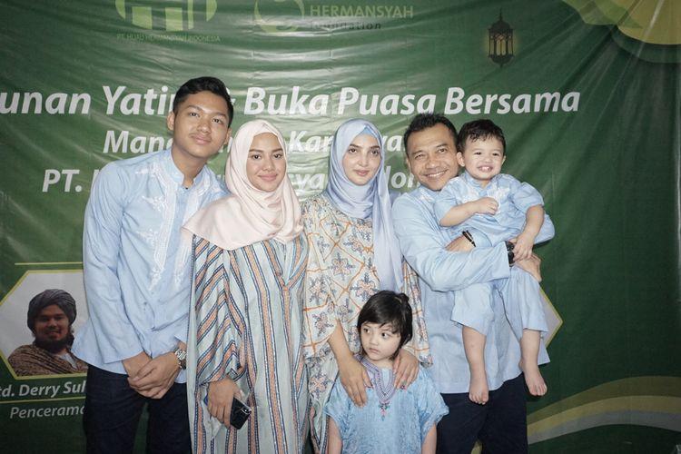 Keluarga Anang-Ashanty Lebaran di Malang, Liburan di Los ...