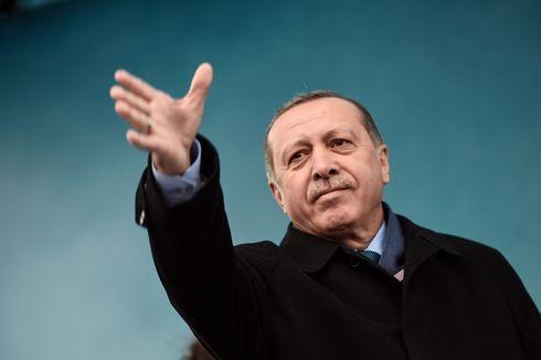 Dianggap Bukan Budaya Turki, Erdogan Larang Pemakaian Kata