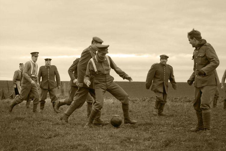 Gencatan Hari Natal 1914