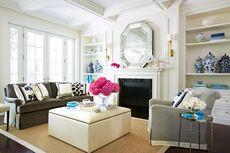 9 Contoh Dekorasi Mempercantik Ruang Tamu Anda