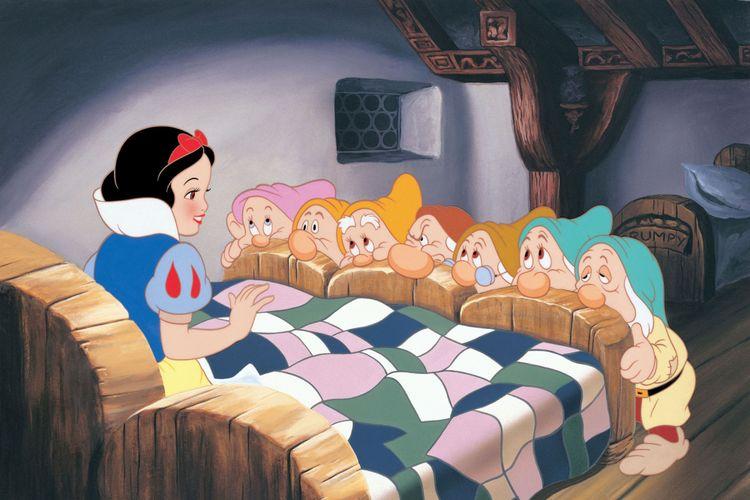 Putri Salju dan Tujuh Kurcaci