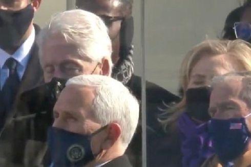 Video Viral Mantan Presiden AS Bill Clinton