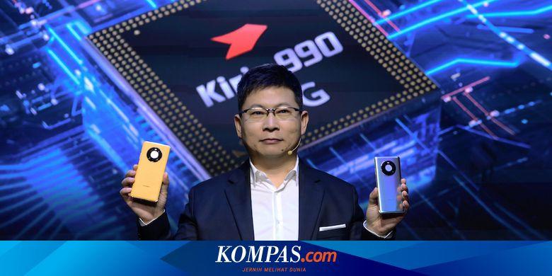 Huawei Mate 40, Mate 40 Pro, dan Mate 40 Pro Plus