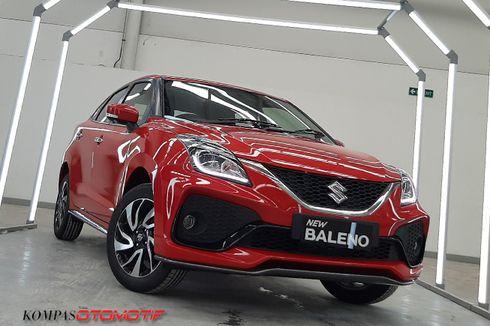 [VIDEO] Jajal Hatchback Suzuki New Baleno