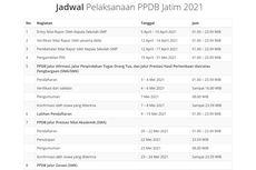 PPDB SMA/SMK Provinsi Jawa Timur Buka Lima Jalur Seleksi