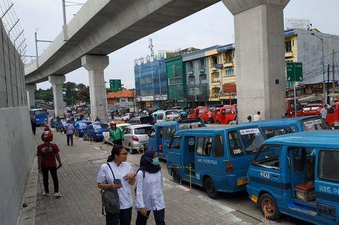 BPTJ Akan Integrasikan Jak Lingko dengan Angkutan Umum di Bodetabek