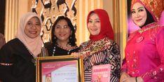 Gara-gara Berkontribusi dan Inspiratif, Atalia Kamil Sabet Penghargaan