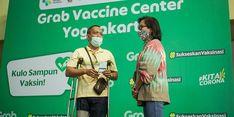 Grab Luncurkan Pusat Vaksinasi Ramah Penyandang Disabilitas di Yogyakarta