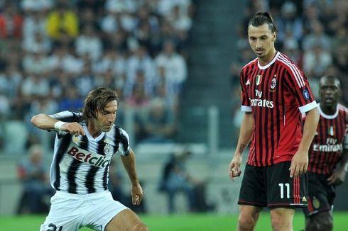Inter Vs Milan, Andrea Pirlo Menyoroti Dampak Kehadiran Ibrahimovic